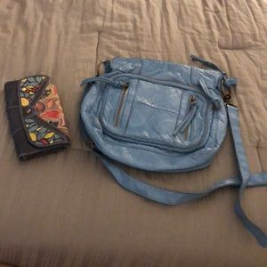 Purse and Wallet Combo!